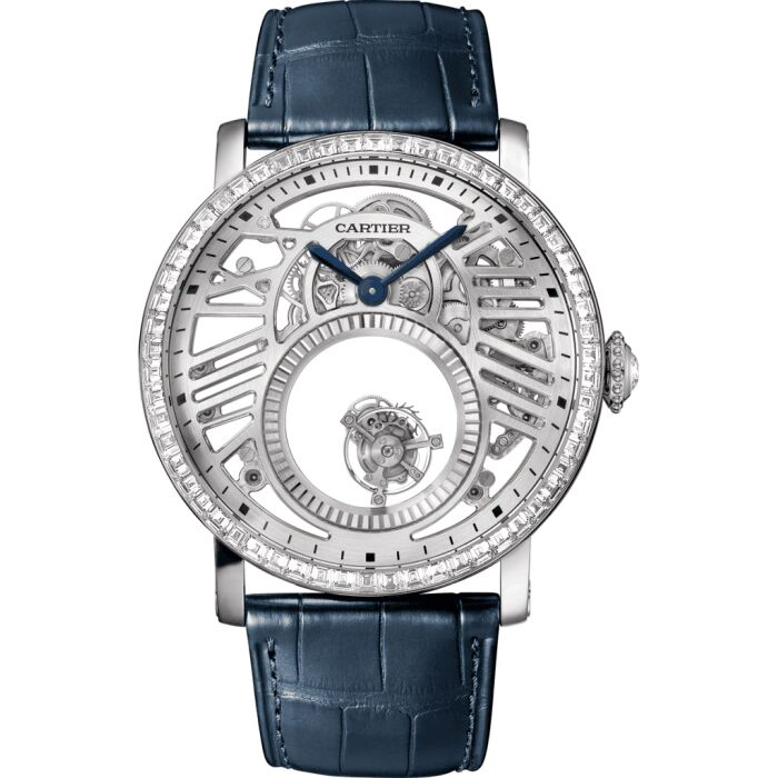Cartier Finemaking Paved HPI01199 Platinum Reproduction