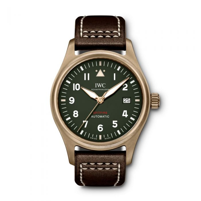 IWC Pilot Spitfire Automatic 39mm Bronze IW326802 Reproduction