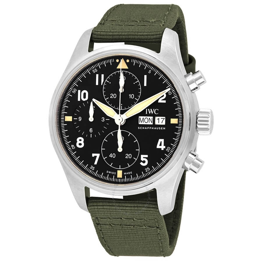 IWC Pilot Spitfire Chronograph IW387901 Reproduction