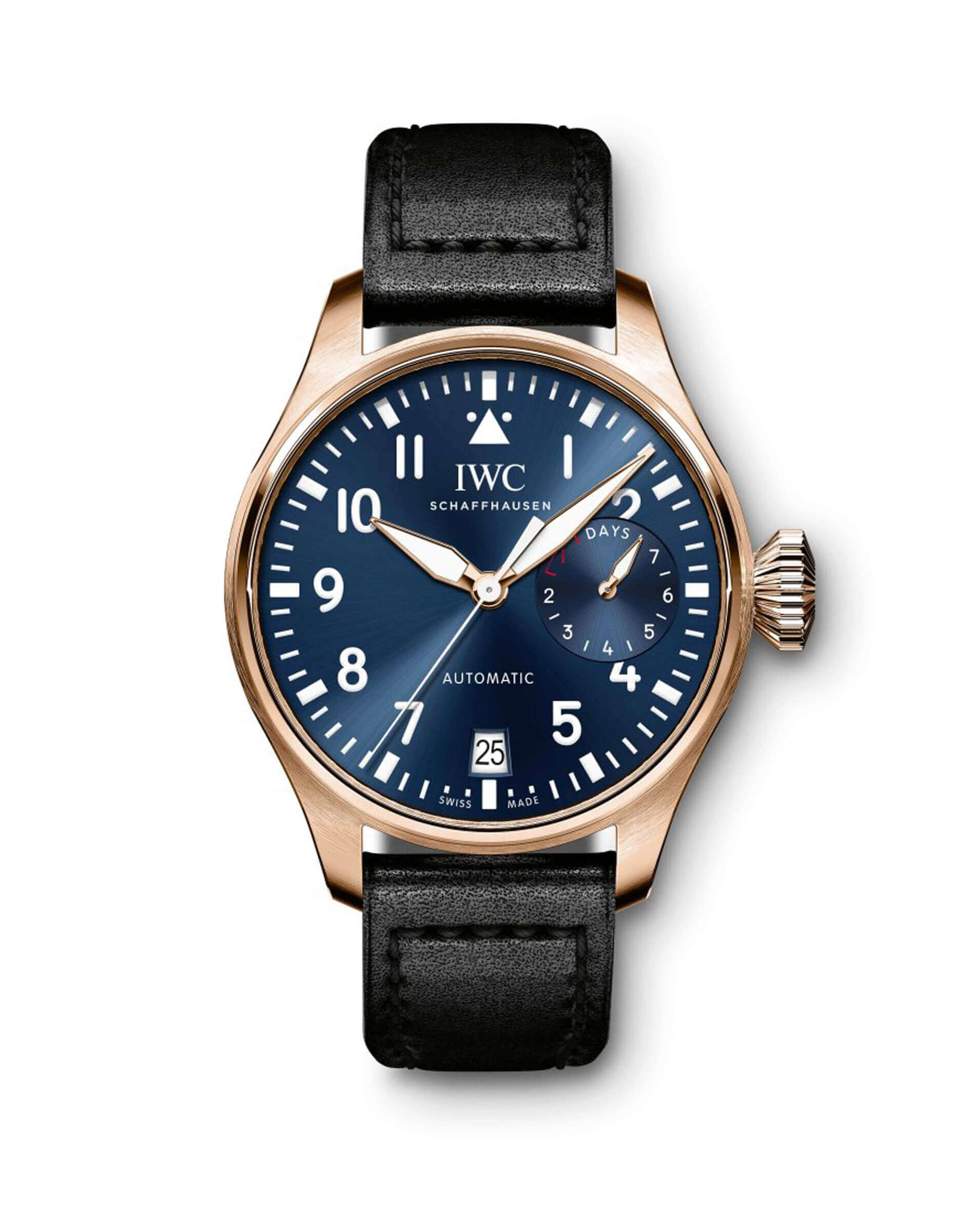 IWC Big Pilot's Single Piece With A Special Engraving IW500923 Reproduction