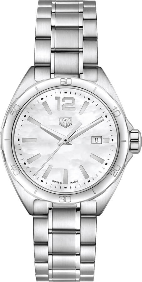 TAG Heuer Formula 1 Quartz Mother Of Pearl Dial Ladies WBJ1418