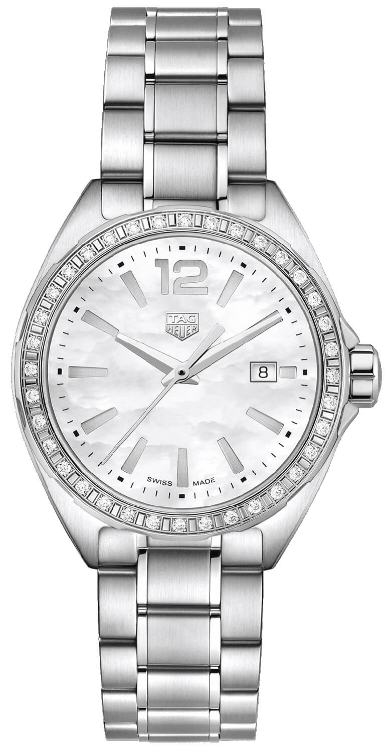 TAG Heuer Formula 1 Ladies Quartz Mother Of Pearl Dial