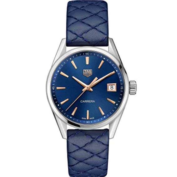 TAG Heuer Carrera Steel Blue 36MM WBK1312.FC8259
