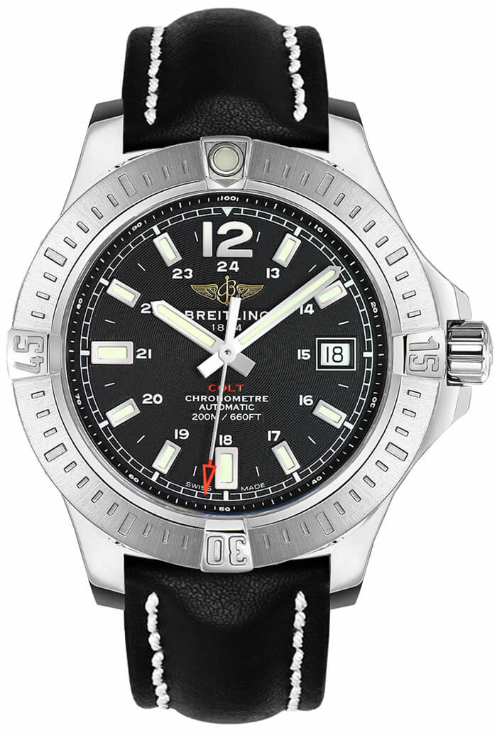 Breitling Colt Automatic 44mm Mens