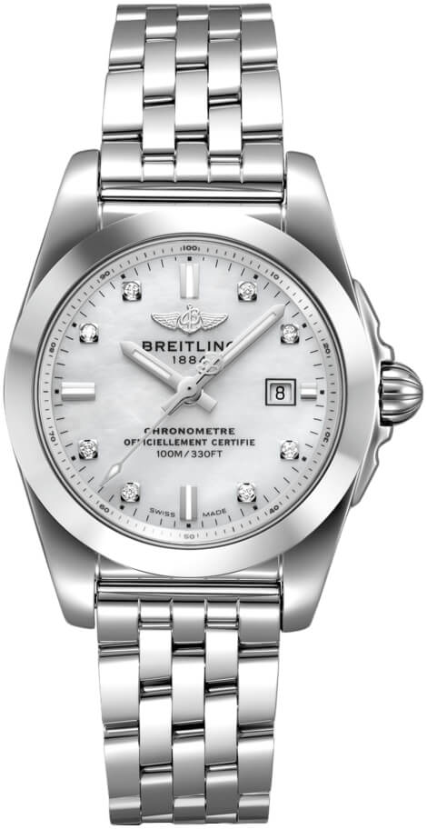 Breitling Galactic Ladies W7234812/A785 791A
