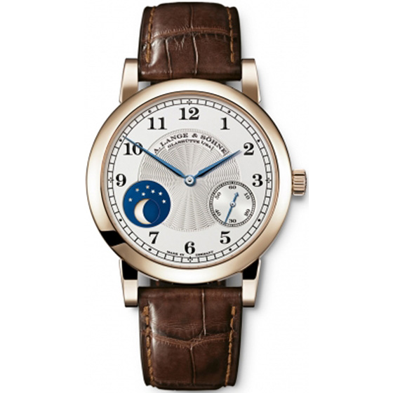 A. Lange & Sohne 1815 Moonphase Mens Watch 212.05 Replica