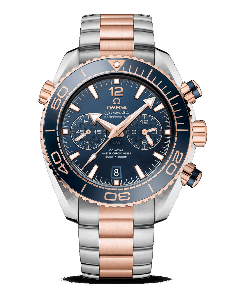 OMEGA Seamaster Planet Ocean 600 M Co-Axial Master CHRONOMETER Chronograph 45.5mm 215.20.46.51.03.001 Replica Watch
