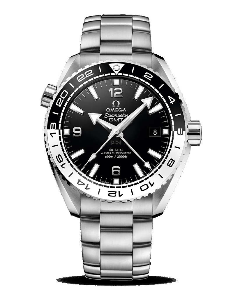 OMEGA Seamaster Planet Ocean 600 M Co-Axial Master CHRONOMETER GMT 43.5mm 215.30.44.22.01.001 Replica Watch