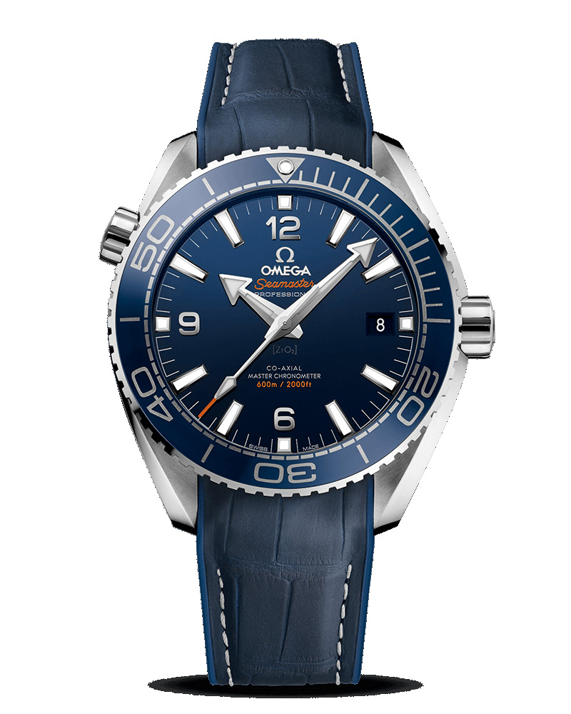 OMEGA Seamaster Planet Ocean 600 M Co-Axial Master CHRONOMETER 43.5mm 215.33.44.21.03.001 Replica Watch