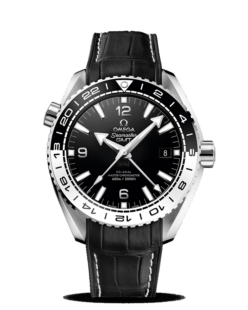 OMEGA Seamaster Planet Ocean 600 M Co-Axial Master CHRONOMETER GMT 43.5mm 215.33.44.22.01.001 Replica Watch