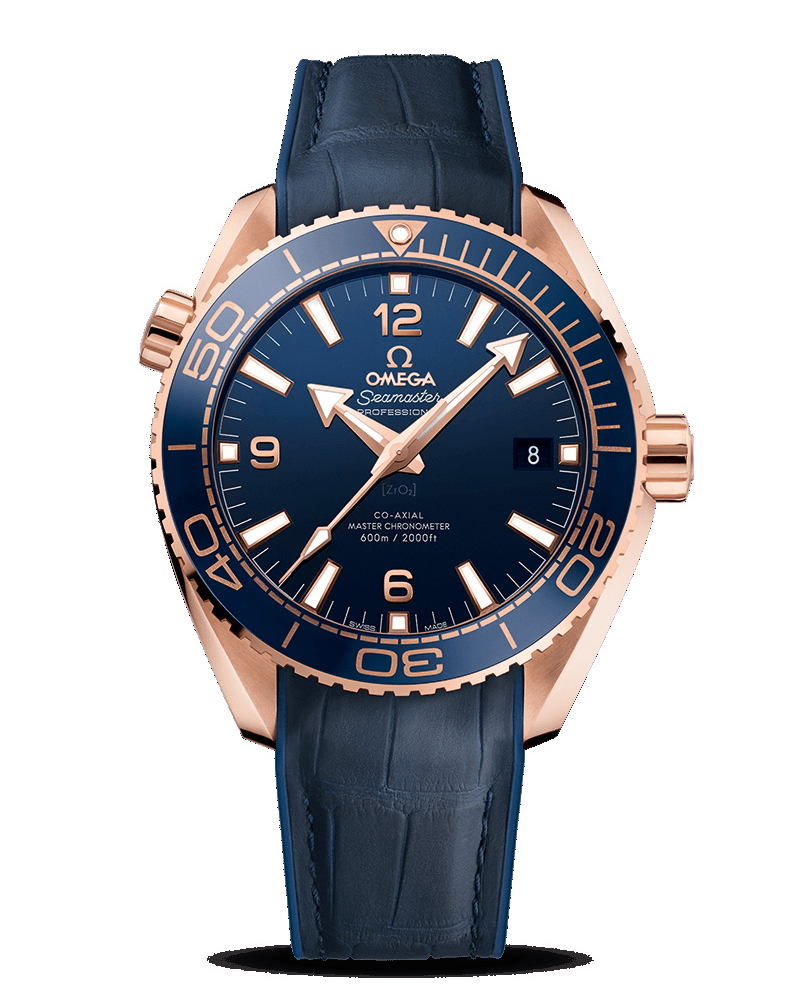 OMEGA Seamaster Planet Ocean 600 M Co-Axial Master CHRONOMETER 43.5mm 215.63.44.21.03.001 Replica Watch