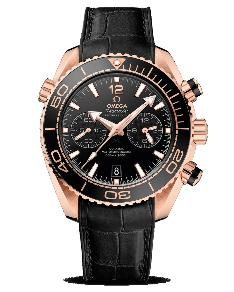 OMEGA Seamaster Planet Ocean 600 M Co-Axial Master CHRONOMETER Chronograph 45.5mm 215.63.46.51.01.001 Replica Watch