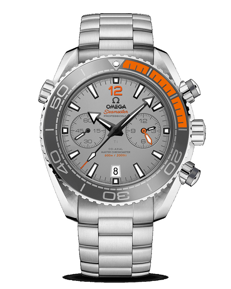 OMEGA Seamaster Planet Ocean 600 M Co-Axial Master CHRONOMETER Chronograph 45.5mm 215.90.46.51.99.001 Replica Watch