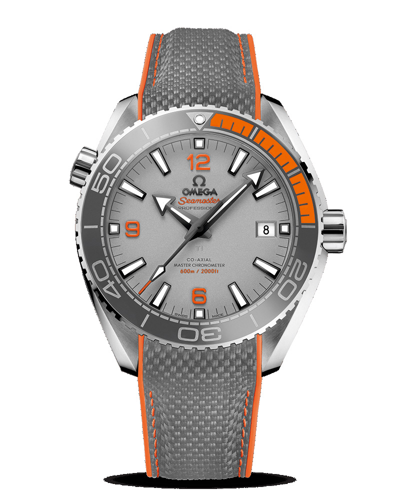 OMEGA Seamaster Planet Ocean 600 M Co-Axial Master CHRONOMETER 43.5mm 215.92.44.21.99.001 Replica Watch