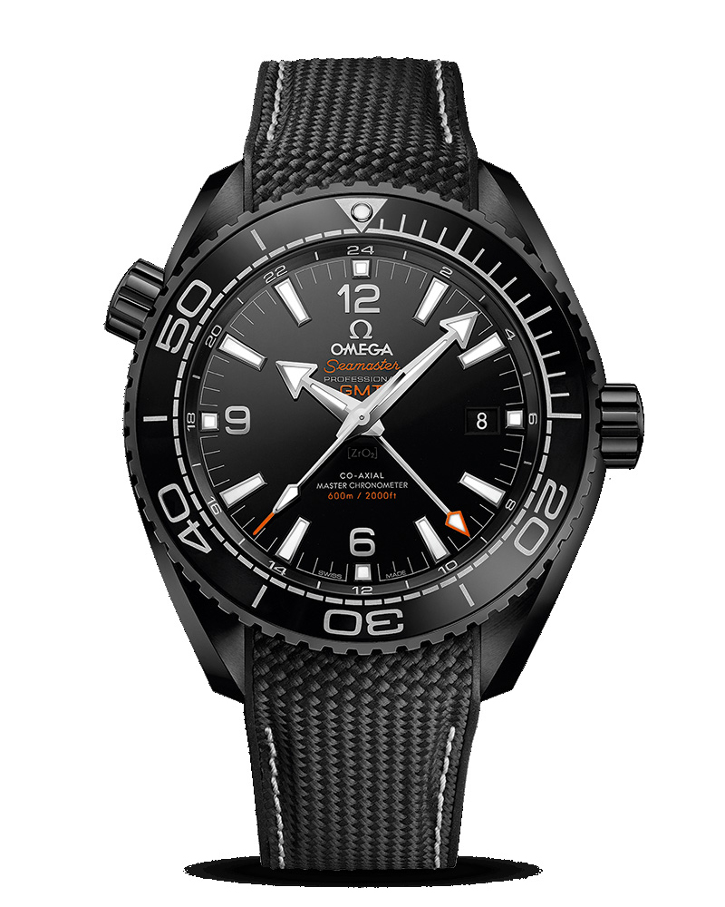 OMEGA Seamaster Planet Ocean 600 M Co-Axial Master CHRONOMETER GMT 45.5mm 215.92.46.22.01.001 Replica Watch