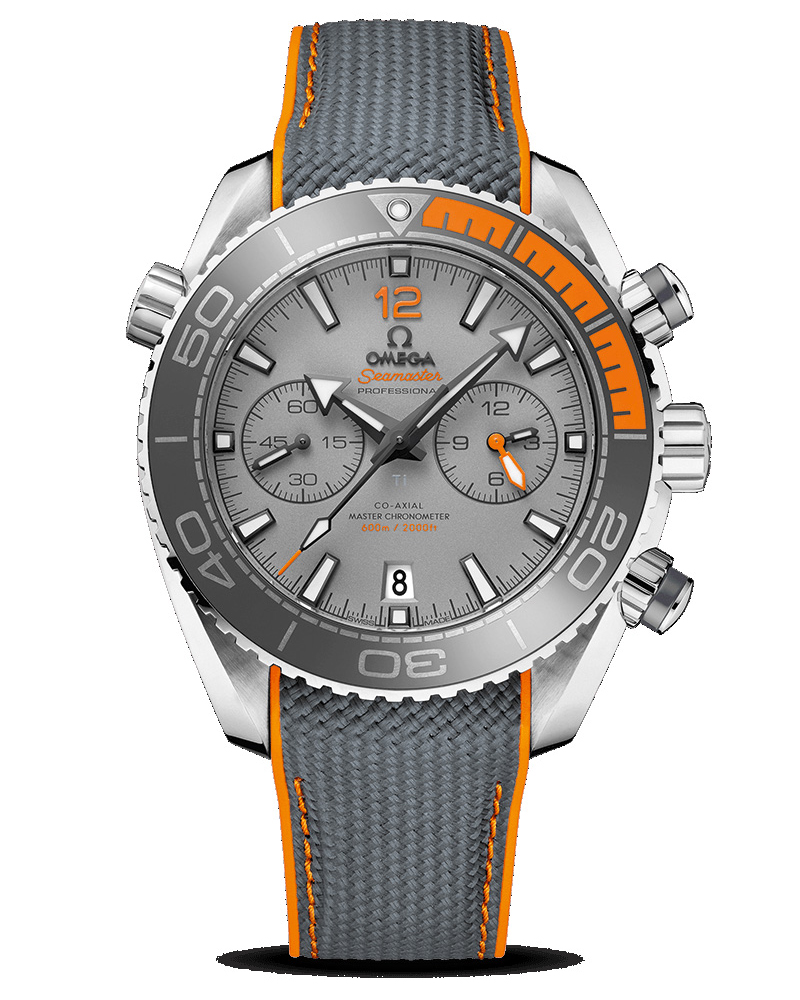 OMEGA Seamaster Planet Ocean 600 M Co-Axial Master CHRONOMETER Chronograph 45.5mm 215.92.46.51.99.001 Replica Watch