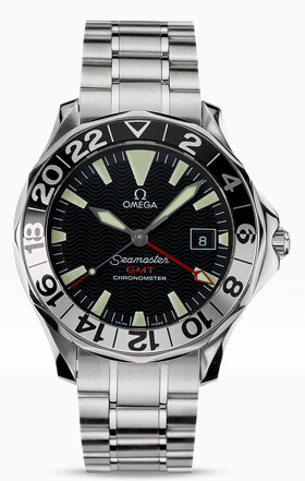 Omega Seamaster 300m GMT Chronometer 2234.50.00