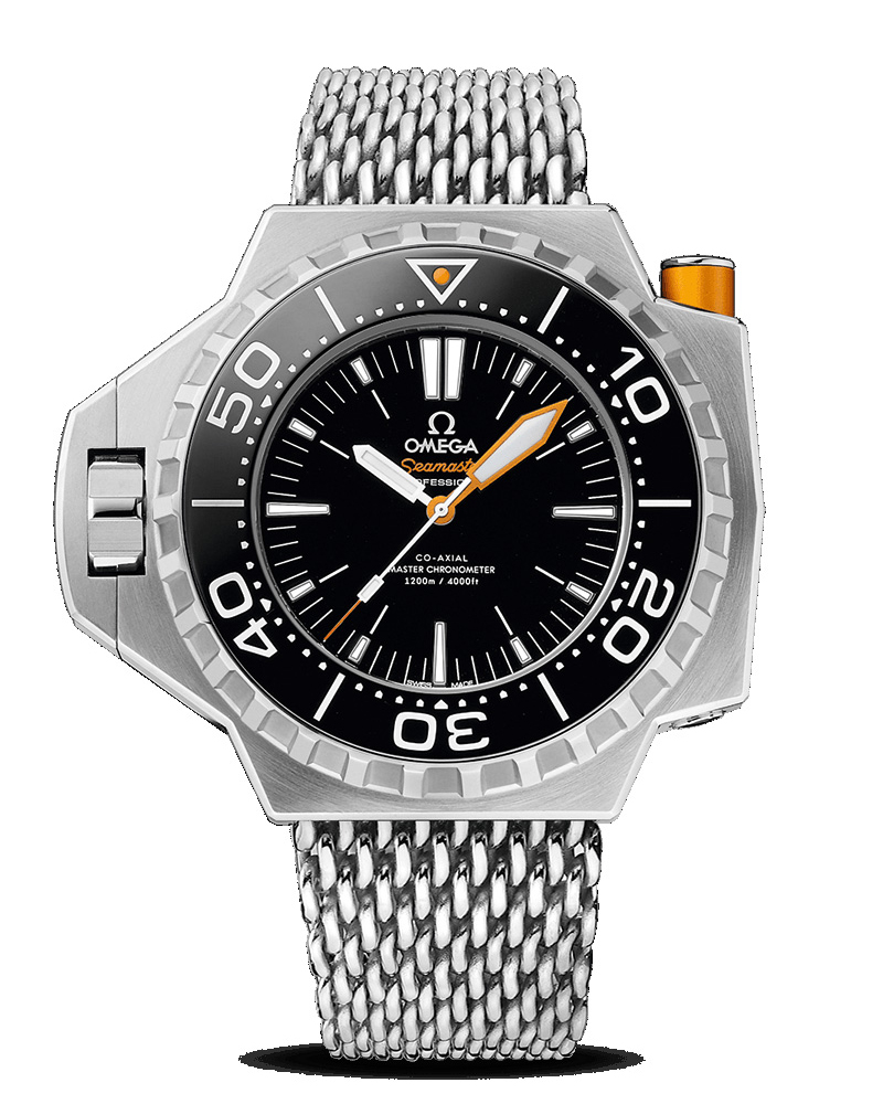 OMEGA Seamaster Ploprof 1200 M Co-Axial Master Chronometer 55 x 48mm 227.90.55.21.01.001 Replica Watch