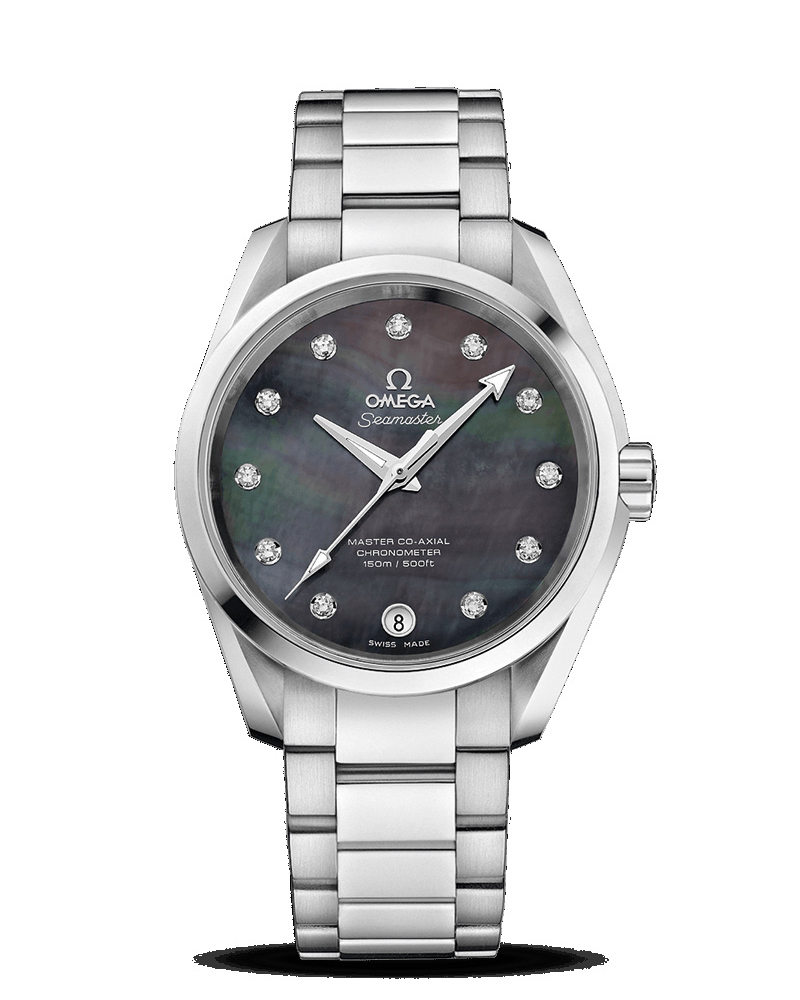 OMEGA Seamaster Aqua Terra 150 M Master Co-Axial Ladies 38.5mm 231.10.39.21.57.001 Replica Watch