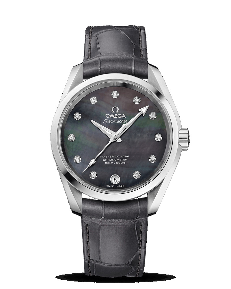 OMEGA Seamaster Aqua Terra 150 M Master Co-Axial Ladies 38.5mm 231.13.39.21.57.001 Replica Watch