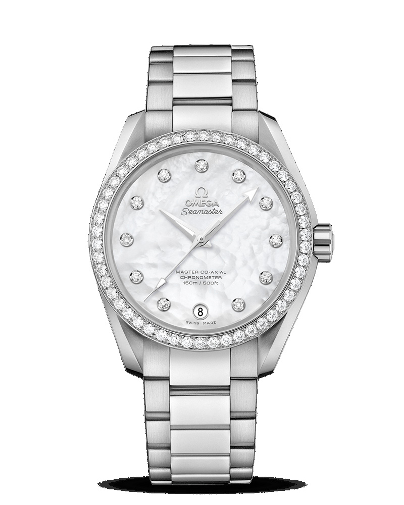 OMEGA Seamaster Aqua Terra 150 M Master Co-Axial Ladies 38.5mm 231.15.39.21.55.001 Replica Watch