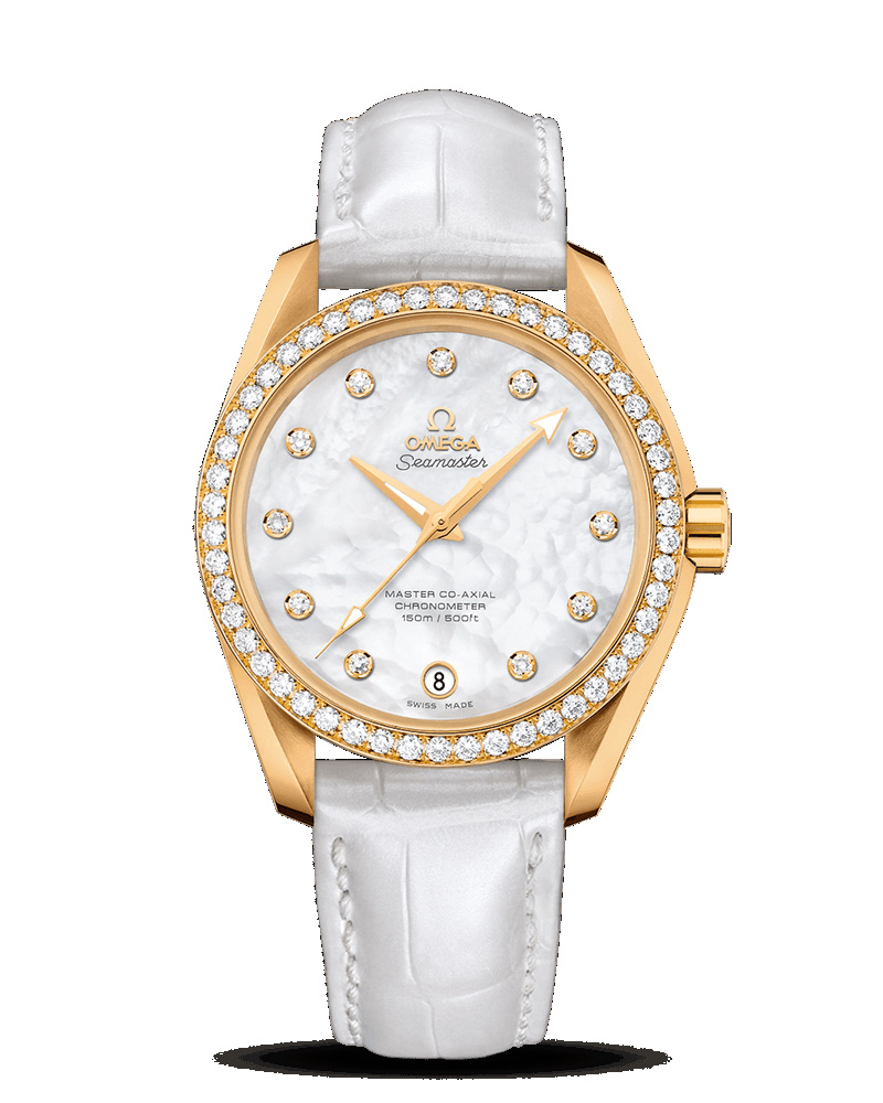 OMEGA Seamaster Aqua Terra 150 M Master Co-Axial Ladies 38.5mm 231.58.39.21.55.002 Replica Watch