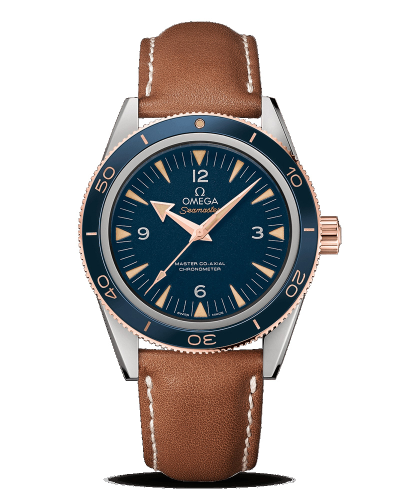 OMEGA Seamaster 300 Master Co-Axial 41mm 233.62.41.21.03.001 Replica Watch