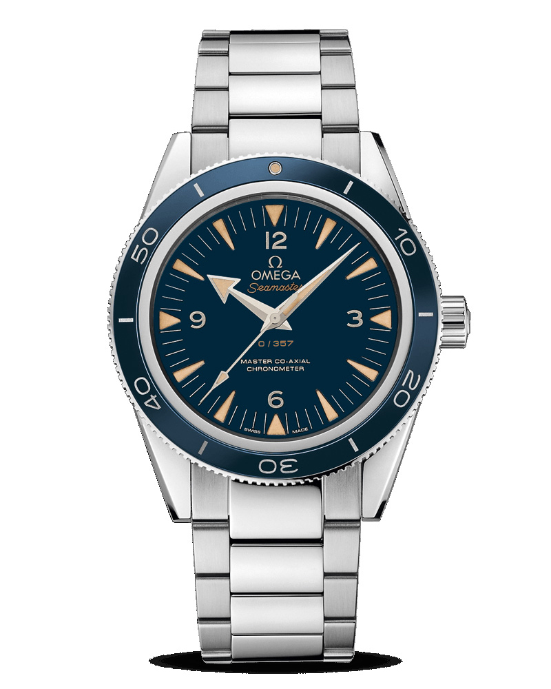 OMEGA Seamaster 300 Master Co-Axial 41mm 233.90.41.21.03.002 Replica Watch