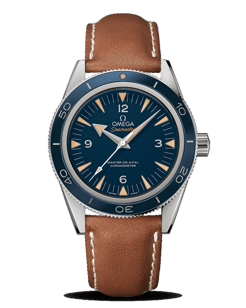 OMEGA Seamaster 300 Master Co-Axial 41mm 233.92.41.21.03.001 Replica Watch