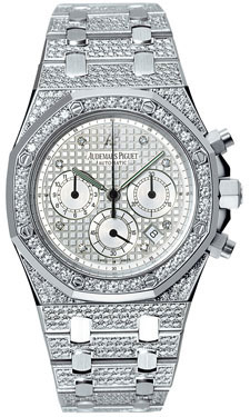 Audemars Piguet Royal Oak C White Gold 25967BC.ZZ.1185BC.01