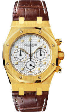 Audemars Piguet Royal Oak Yellow Gold 26022BA.OO.D088CR.01