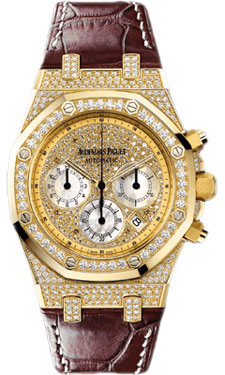 Audemars Piguet Royal Oak Yellow Gold 26068BA.ZZ.D088CR.01