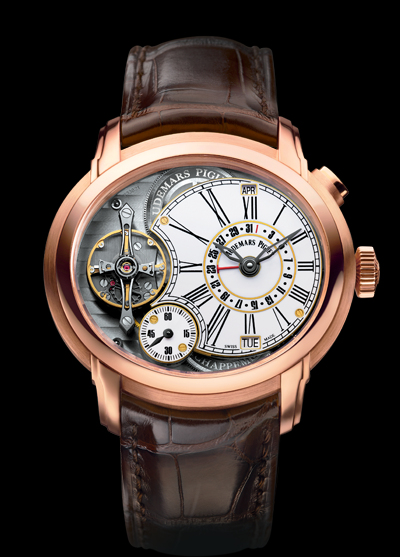 Audemars Piguet Millenary QUADRIENNIUM 6149OR.OO.D803CR.01