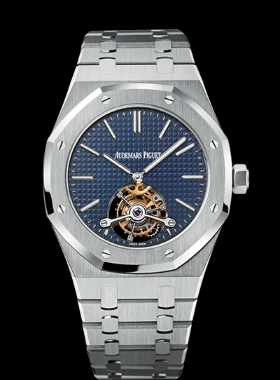 Audemars Piguet Royal Oak Extra-Thin Tourbillon 6510ST.OO.1220ST.01