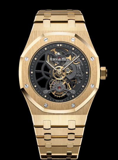 Audemars Piguet Royal Oak TOURBILLON EXTRA-THIN OPENWORKED 6513BA.OO.1220BA.01