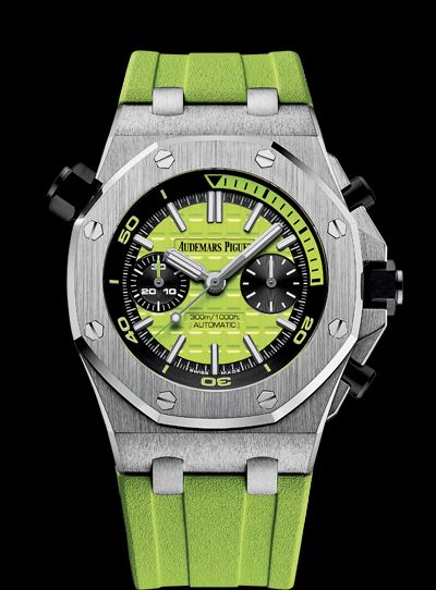 Audemars Piguet Royal Oak Offshore DIVER CHRONOGRAPH 6703ST.OO.A038CA.01