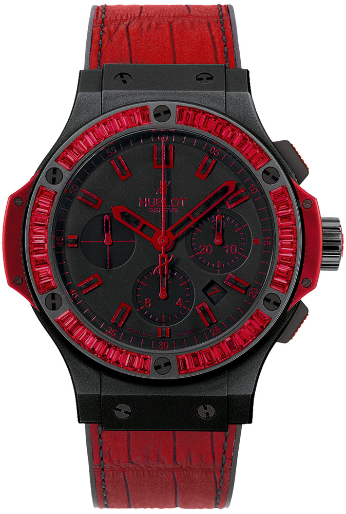 Hublot Big Bang All Black Red 44mm 301.CI.1130.GR.1902.ABR10