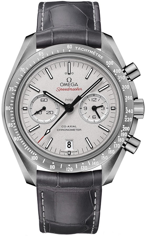 Omega Speedmaster Grey Side of the Moon Co-Axial Chronograph