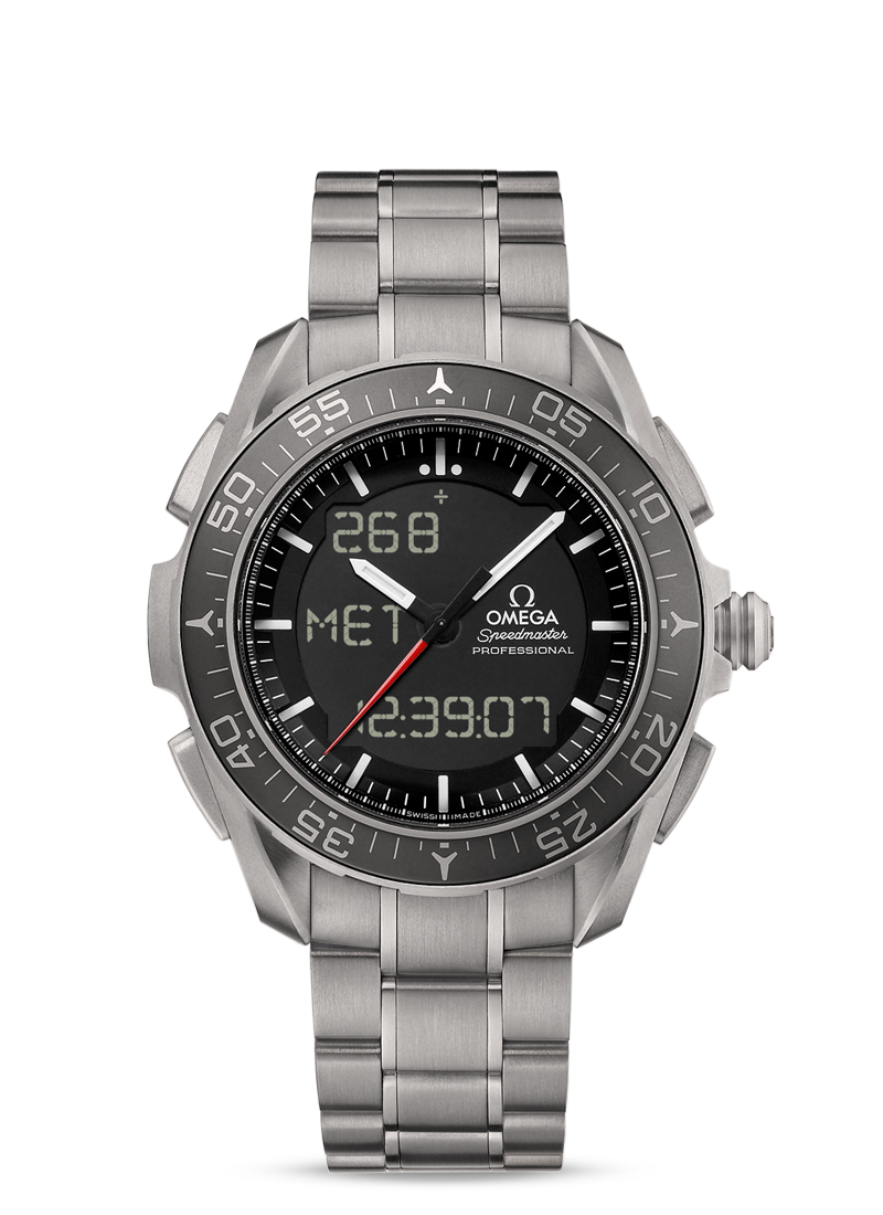 Omega Speedmaster Skywalker X-33 Chronograph 45 mm