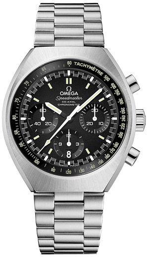 Omega Speedmaster Mark II Co-Axial Chronograph