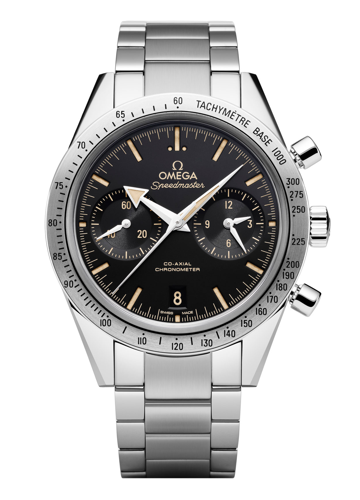 Omega Speedmaster '57 Omega Co-Axial Chronograph 41.5 mm 331.10.