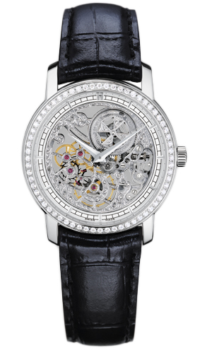 Vacheron Constantin Patrimony Traditionnelle 33558-000G-9394 - Click Image to Close