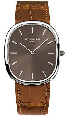 Patek Philippe Golden Ellipse 3738/100G-012