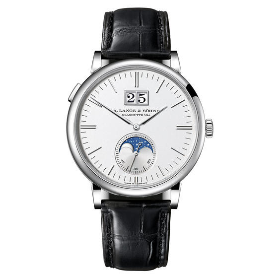 A.Lange & Sohne Saxonia Moon Phase 384.026 Replica - Click Image to Close