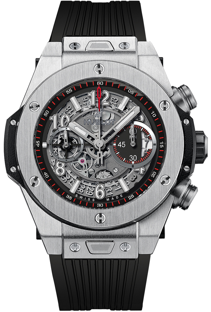 Hublot Big Bang Unico Titanium Automatic Men's Watch 411.NX.1170