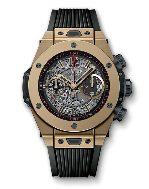 Replica Hublot Big Bang Unico Full Magic Gold 411.MX.1138.RX