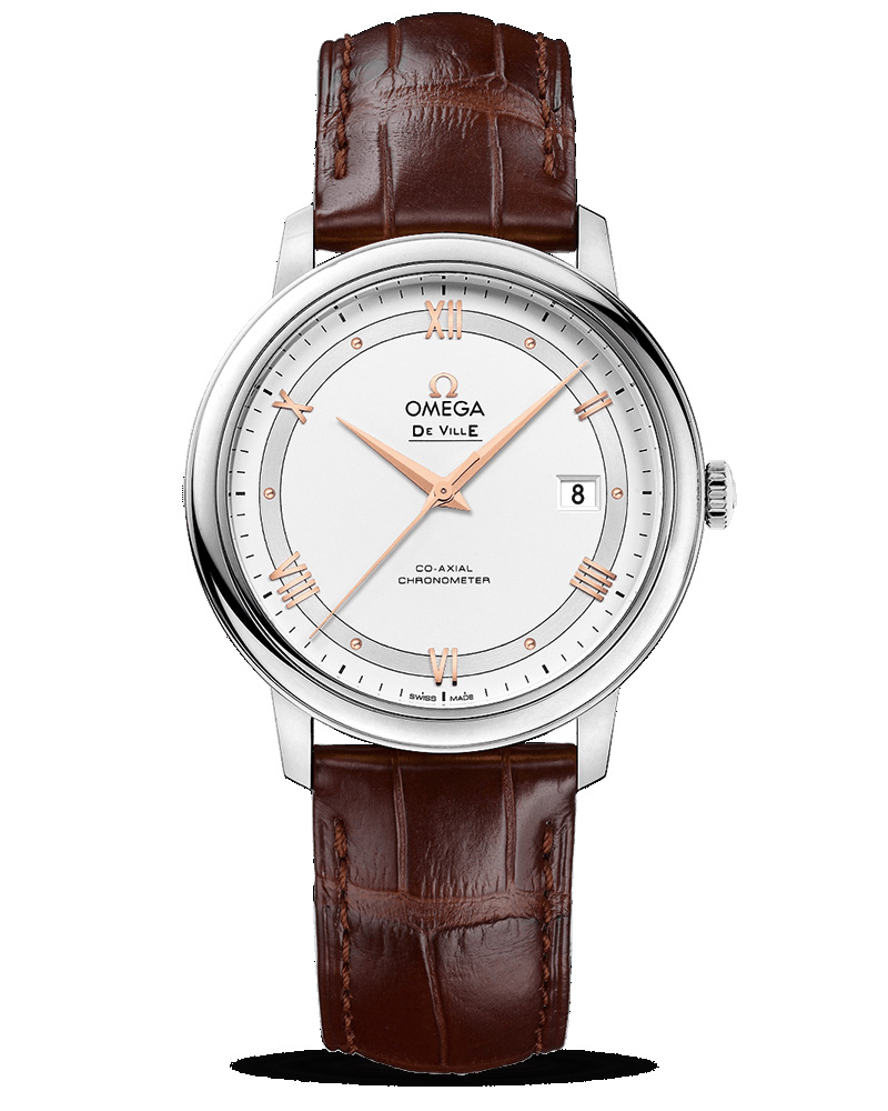 OMEGA De Ville Prestige Co-Axial 39.5mm 424.13.40.20.02.002 Replica Watch