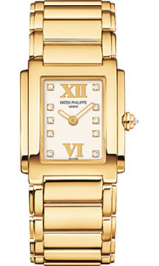Patek Philippe Twenty-4 Small YellowGold 4907/1J-010