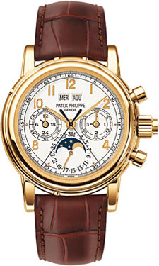 Patek Philippe Grand Complications PerpetualCalendar 5004J-012