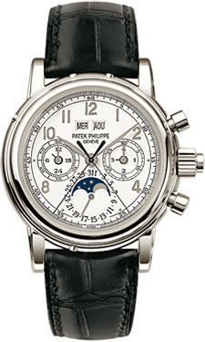 Patek Philippe Grand Complications PerpetualCalendar 5004P-021